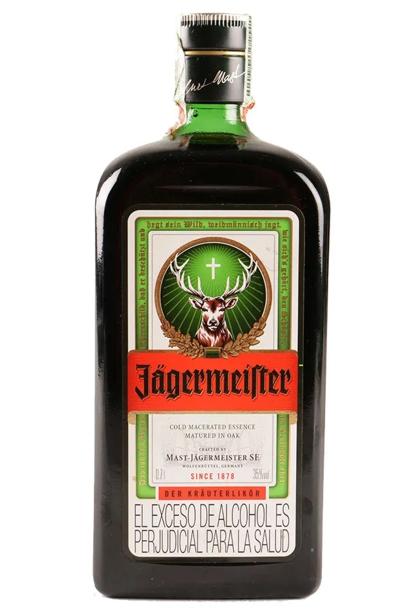 Aperitivo Jagermeister botella 700 ml