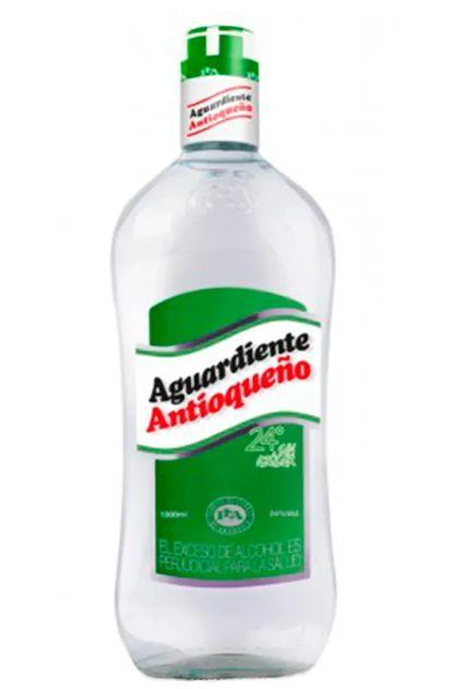 Antioqueño Verde Botella 1000ml
